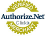 Official Authorize.net Seal